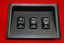 Porsche 911 993 964 Center Console Control Unit Housing Switches 99363227100