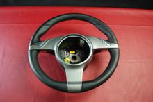 Porsche 911 987 997 PDK Steering wheel Black Leather 3 Spoke 997.347.803.32 A34