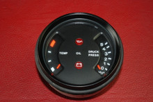 Porsche 911 930 Turbo Oil Pressure / Temperature Gauge 91164110305 OEM