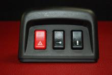 Porsche 911 964 993 Center console Switch housing with switches UNDAMAGED