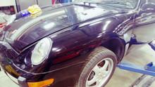 Porsche 993 911 Carrera Driver Side Left Front Fender Exterior Narrow Body Panel