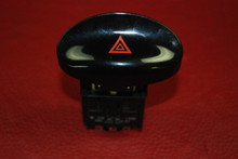 Porsche 911 986 Emergency Warning Hazard Flasher Switch Knob Button 98661312001