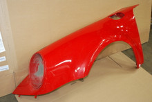 Porsche 965 911 Carrera TURBO Driver Side Left Fender Exterior Body Panel 91-94
