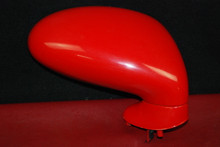 Porsche 911 964 993 Aero Style Right Passenger Side Mirror 96573124201 OEM RED