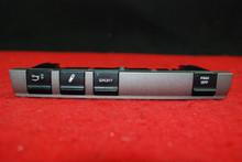 Porsche 911 987 997 Combination Switch Control Spoiler PSM Sport 997.613.139.00