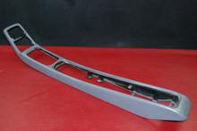 Porsche 911 964 993 Center Console Dark Gray Vinyl Leatherette 964.552.517.00