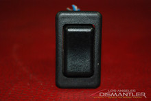 Porsche 911 928 Matte Black Power Door Mirror Switch Knob Button OEM 92861324000