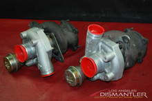 Porsche 911 993 Turbocharger TURBO Set (2) Tripple K KKK 5324 101 5075 169076A05