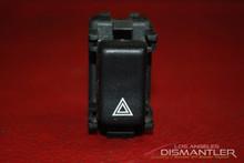Porsche 911 964 944 Black Emergency Warning Hazard Switch 94461323500