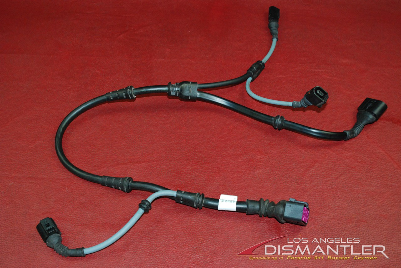 Fine Porsche 911 991 Turbo C4 Rear Suspension Axle Wire Harness Wiring Wiring Cloud Hisonuggs Outletorg