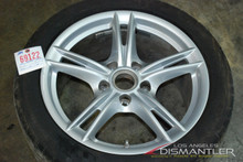 "Porsche 911 987 Cayman 18"" Wheel 9x18 ET43, Rear"