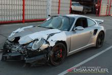 2008 Porsche 997 Silver