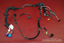 Porsche 911 991 Left Driver Door Wire Harness 991.612.613.06 OEM Loom Wiring