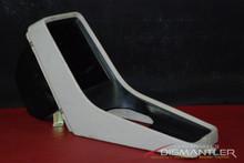 Porsche 911 930 Carrera Center Shifter Console 91155222701 White Vinyl