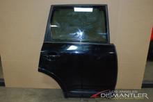 08 09 10 Porsche 957 Cayenne Right Passenger Rear Door Assembly Black OEM