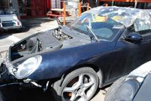 2005 997 911 Blue