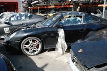 2006 911 Carrera S Black