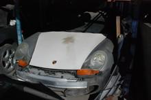 2000 986 Silver Boxster S