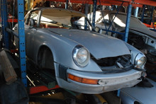 Silver 911 Coupe