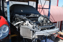 Black 996 911 Coupe