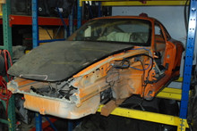 2007 Orange 911 997 GT3
