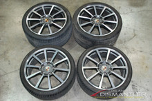 Porsche 911 991 Carrera Classic Wheel Rims Set 11x20 ET70 | 8.5x20 ET51 OEM
