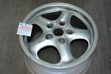 Porsche 993 OEM 9x17 ET55 Cup II Wheel Rim  99336212800