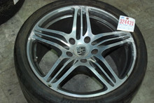 "Porsche 997 Turbo Wheel 19"" Rim 11x19 ET51 OEM  99736216202"