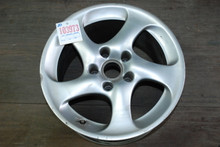Porsche 996 Turbo Twist Wheel Hollow Spoke 11x18 ET45  99336214211