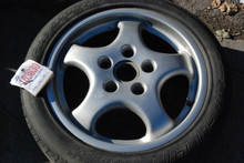Genuine Porsche 965 Wheel 7x17 ET55  96536212400