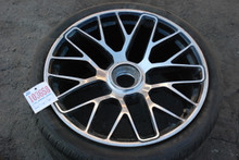 "Porsche 911 991 Turbo Wheel 11.5x20 99136216734  OEM 20"" Rim"