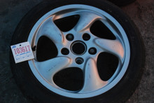"Porsche 986 Boxster S Wheel 7x17 ET55 98636212400 17"" Rim"