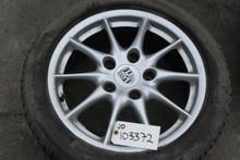 "Porsche 911 996 Wheel 7x17 ET50 99636212402 17"" Rim OEM"