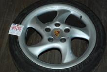 """Porsche 911 993 Turbo Twst Wheel 7.5x18 ET50  99336213406 18"""" Rim OEM"""
