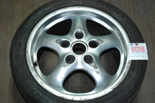 Porsche 911 993 9x17 ET55 Cup II Wheel Rim  99336212800