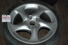 Porsche 996 Turbo Twist Wheel Hollow Spoke 11x18 ET45   99636214211