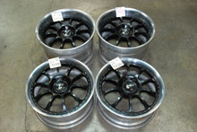 Porsche Kenisis Wheels set of (4)