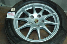 Porsche 970 Panamera Set of 4  Wheels 8x18 ET 59  9x18 ET53  97036213601 97036213801