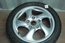 """Porsche 986 Boxster S Set of 4 Wheels 7x17 ET55 8.5x17 ET50 98636212605 98636212400 17"""" Rims"""