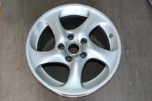 "Porsche 911 996 Turbo 2 Hallow Spoke 18"" Rim 11x18 ET 45  99636214203"