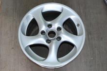 "Porsche 911 996 Turbo 2 Hallow Spoke 18"" Rim 11x18 ET 45  99636214203"