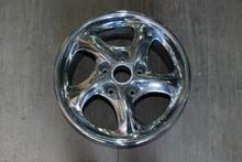 """Porsche 911 996 Chrome Wheel  8.5x17 ET 50  99636212605 17"""" Rim"""