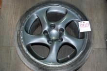 Porsche 911 996 Turbo Twist Hallow Spoke Wheel  11x18 ET45  99636314203