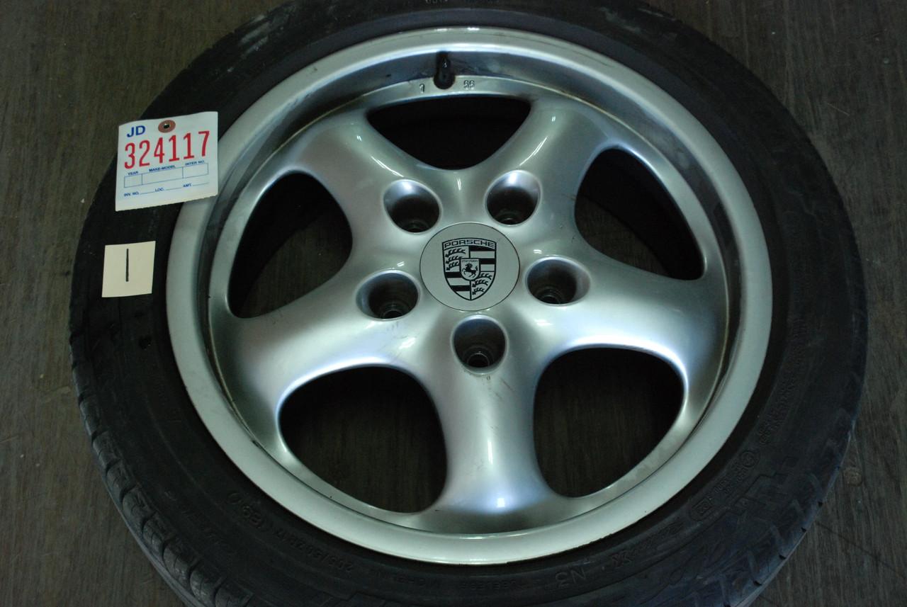 Porsche 911 Rims >> Porsche 911 993 Set Of 4 Cup Ii Wheels 7x17 Et55 9x17 Et55