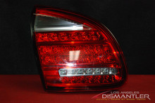 11-16 Porsche 958 Cayenne 3rd Gen Driver Left Inner Tail Light Quarter Lamp OEM
