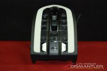 Porsche 970 Panamera 958 Cayenne Overhead Console Switches Trim Bezel Housing