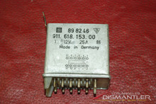 Porsche 911 930 Carrera Blower Heater Relay 911.618.153.00 Genuine OEM