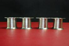 Porsche 911 914 65-74 Intake Trumpet Set (4) NOS 2.0 2.2 PCG.108.322.01 OEM
