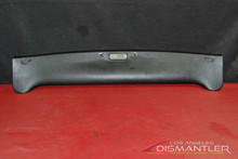 Porsche 993 911 Targa Only Black Vinyl Interior Roof Trim Panel Cover Liner OEM