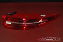 Porsche 911 991 Right Passenger Side Tail Light LED 991.631.146.13 Genuine OEM
